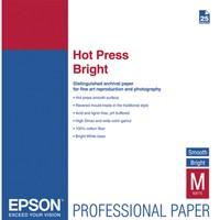 Epson Hot Press Bright 325g., 25 Bl., A3+