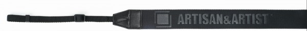 Artisan & Artist ACAM - 130 Kameragurt schwarz