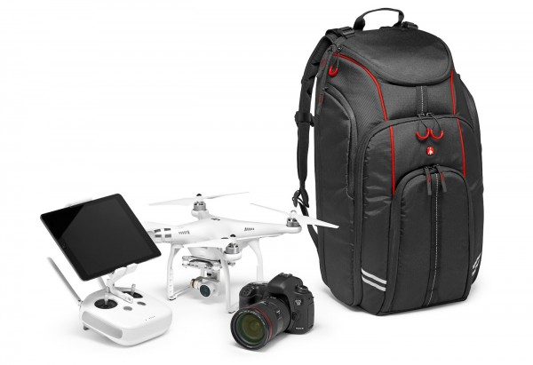 Manfrotto Aviator Drohnen Rucksack D1 f. DJI Phan.