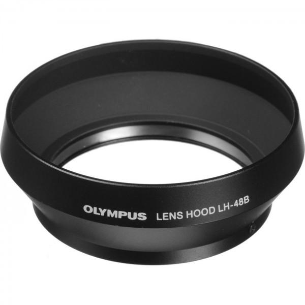 Olympus LH-48B Sonnenblende, schwarz
