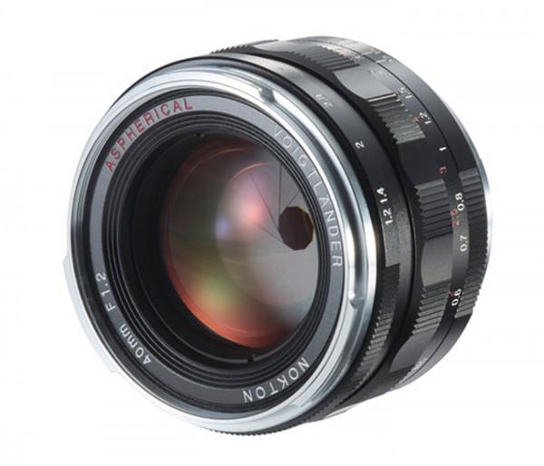 Voigtländer Nokton 1,2/40mm VM asphärisch, schwarz