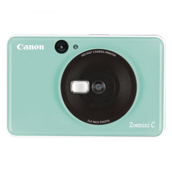 Canon Zoemini C, grün 2-in-1 Sofortbild-Kamera