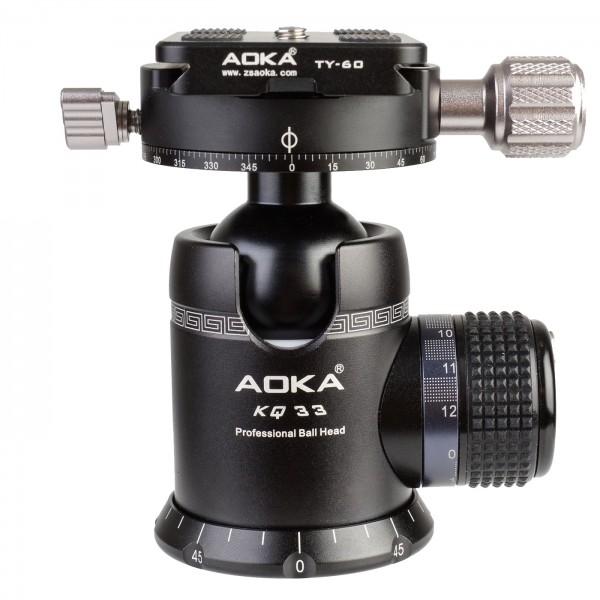 AOKA KQ33 Kugelkopf