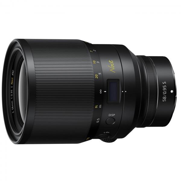 Nikon NIKKOR Z 0,95/58mm S Noct
