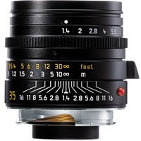 Leica Weitwinkel Summilux-M 1,4/35, asph., schwarz