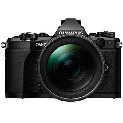 Olympus OM-D E-M5 Mark II + 12-40mm, schwarz