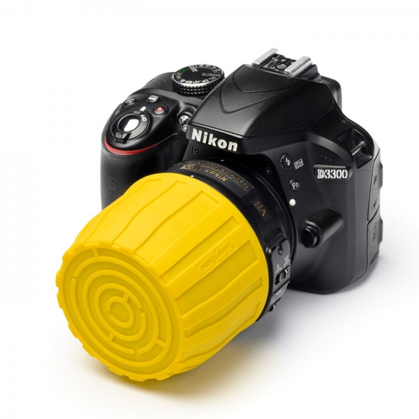EasyCover Lens Maze, gelb