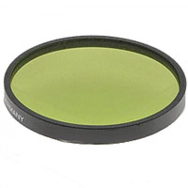 Einschraub-Filter gelbgrün E 35,5 mm