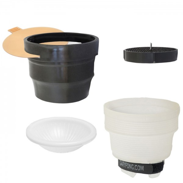 Gary Fong Lightsphere+SnootSkin Creativ Expans.Kit