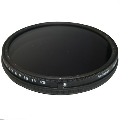Heliopan Variograufilter ND 0,3 - ND 1,8 58mm