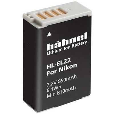 Hähnel Akku HL-EL22 Typ Nikon EN-EL22