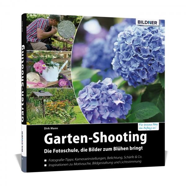Buch: Garten - Shooting