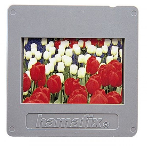 Hama Diarahmen Hamafix 2,3mm quer 100 Stück