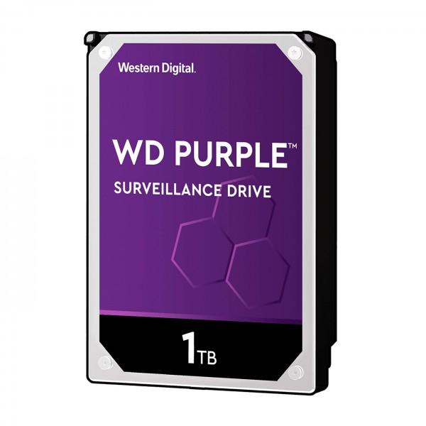 Western Digital WD Purple interne 3,5 HDD 1TB