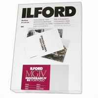 Ilford MG IV 44K 100Bl. 10x15 Portfolio s.matt