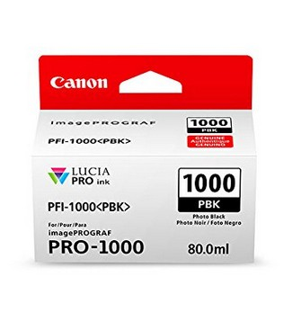 Canon PFI-1000PBK foto-schwarz