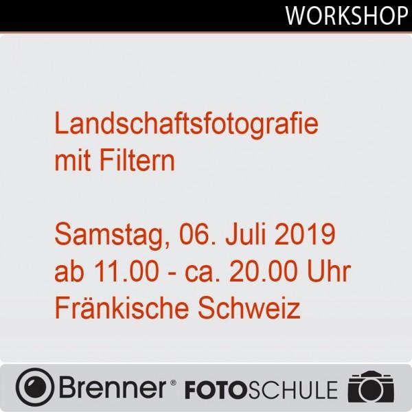 Workshop: Filtertechnik - Fränkische Schweiz