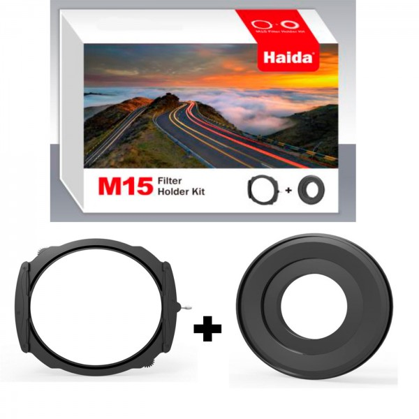 Haida M15 Kit f. Nikon PC E 4/19 ED TS Adap.+Hal.