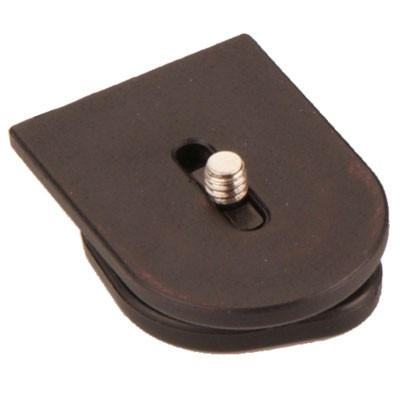B.I.G. Ersatz-Kameraplatte f. Kamera-Gürtelhalter