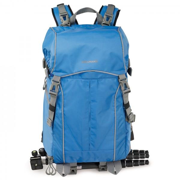 Cullmann Ultralight 2in1 DayPack 600+, blau