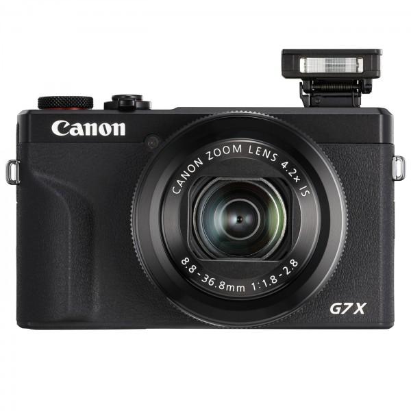 Canon PowerShot G7 X III, schwarz #