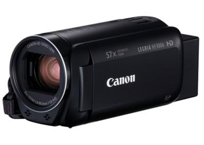 Canon Legria HF R806, schwarz