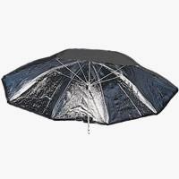 Helios Maxi-Schirm silber 100cm