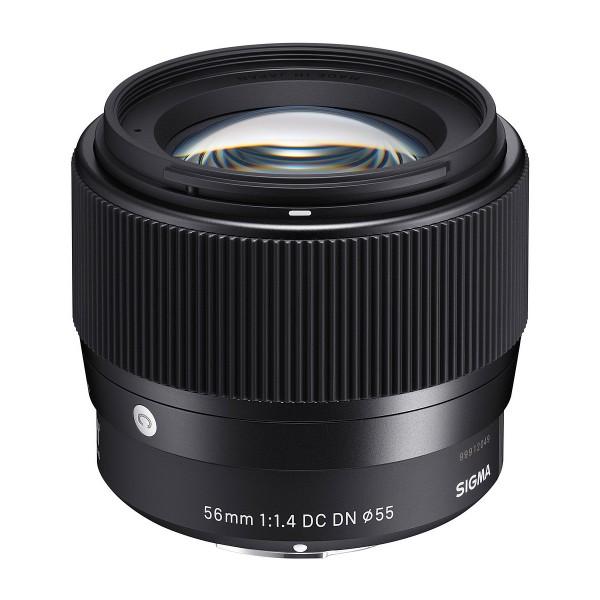 """Sigma 1,4/56mm DC DN """"C"""" für Canon EF-M"""