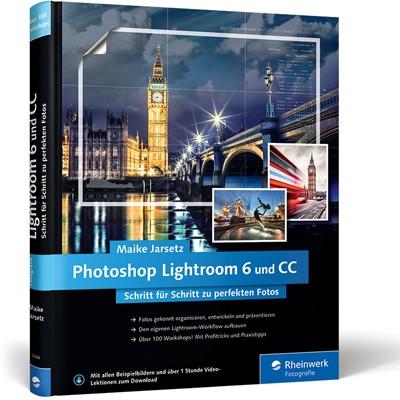 Buch: Photoshop Lightroom 6 und CC