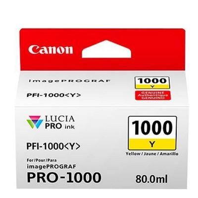 Canon PFI-1000Y gelb