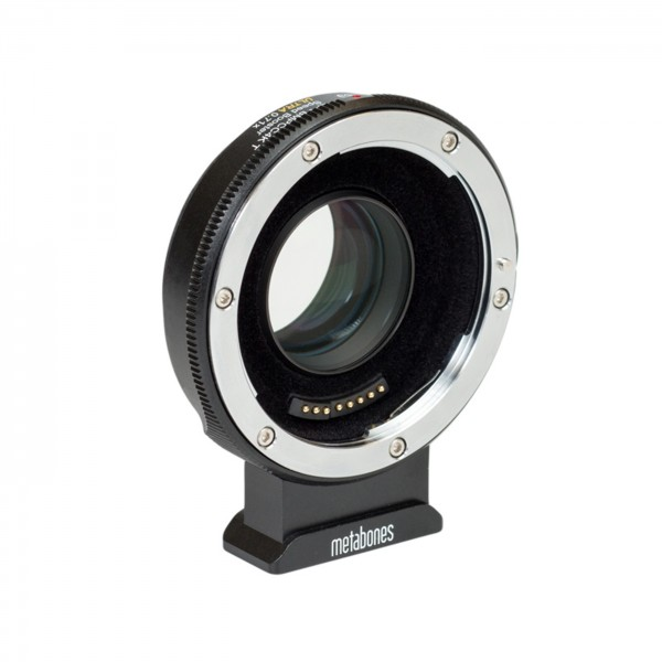 Metabones Speed Booster ULTRA Canon EF an BMPCC4K