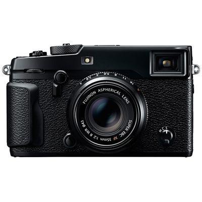 Fuji X-Pro2 Graphit + Fujinon XF 2,0/23mm R WR