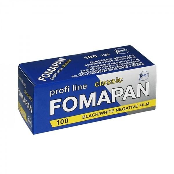 FOMA Fomapan 100 -120