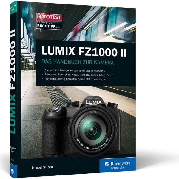 Buch: Lumix FZ1000 II Das Handbuch zur Kamera