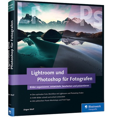 Buch: Lightroom und Photoshop  für Fotografen