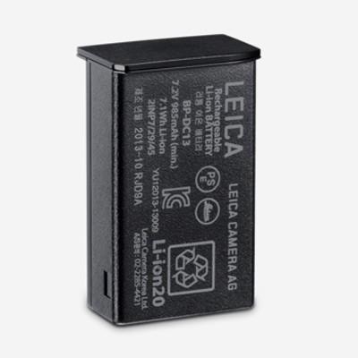 Leica Ersatzakku BP-DC 13, schwarz