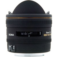 Sigma EX 2,8/10 DC HSM Fisheye für Nikon