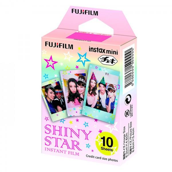 "Fuji Instax Mini Sofortbildfilm ""Shiny Star"" 10er"