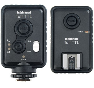 Hähnel Tuff TTL Funk Blitzauslöser-Set für Nikon