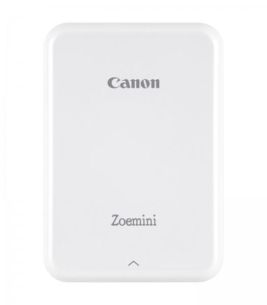 Canon Zoemini, weiß - mobiler Zink Fotodrucker