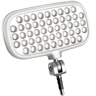 Metz Mecalight LED-72 Smart, weiß