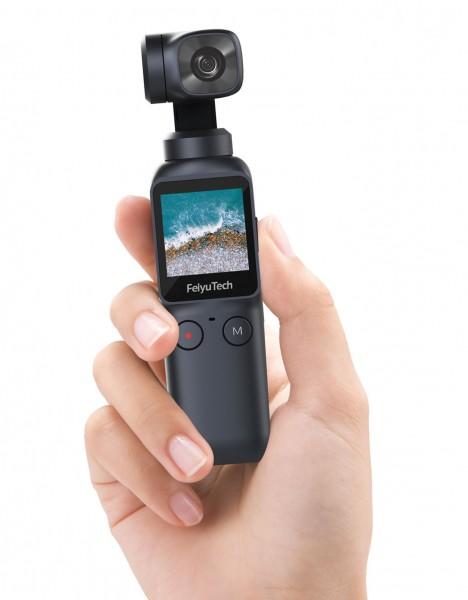 FeiyuTech Feiyupocket Gimbal mit Kamera