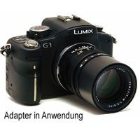 Novoflex Micro Four Third Adapter MFT/LER (LeicaR)