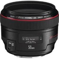 Canon Objektiv EF 1,2/50mm L USM