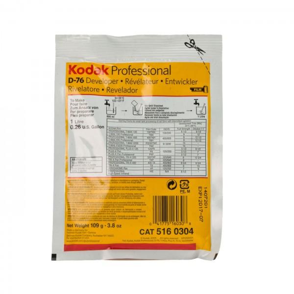 Kodak D-76 Negativ-Entwickler für 1000 ml