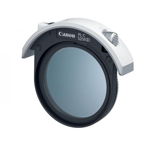 Canon PL-C52 (WIII) Zirkular-Polfilter Einsteckfil