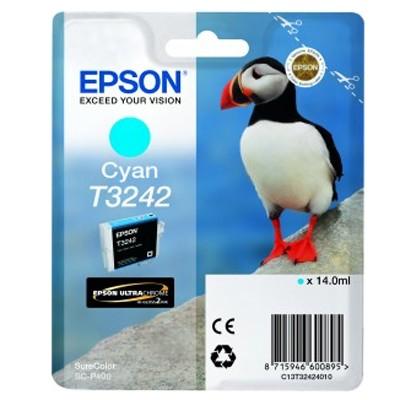 Epson Tinte T3242 cyan