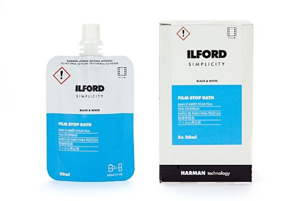 ILFORD Simplicity Film Stoppbad 30ml