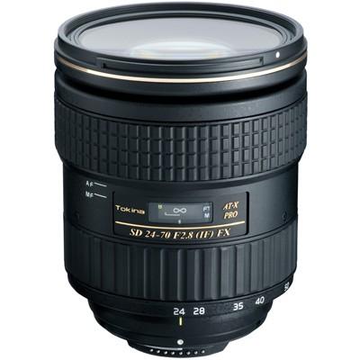 Tokina AF-X 2,8/24-70mm Pro FX für Canon