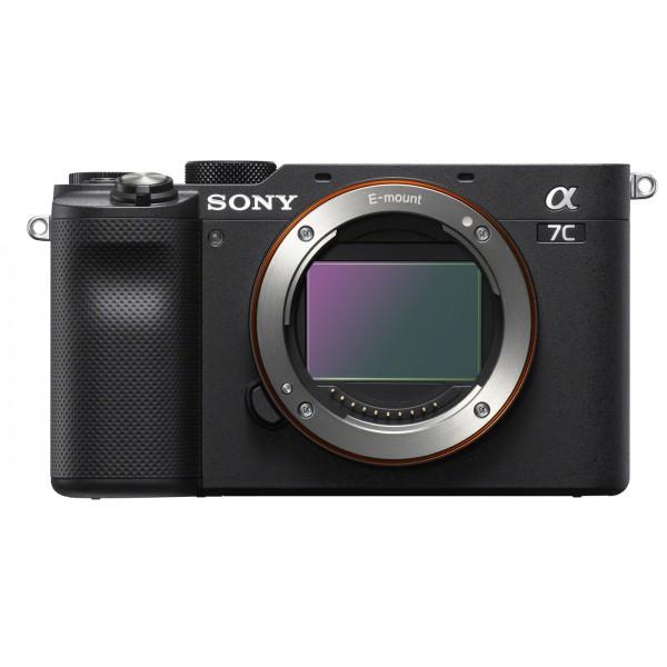Sony alpha 7C Gehäuse, schwarz